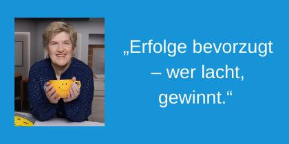 Carmen Goglin, Potential- und Humorcoach