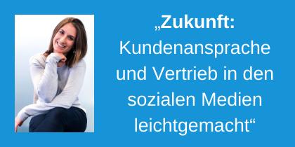 Franziska Zepf, Geschäftsführerin Premius Finanz- und Versicherungsmakler