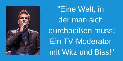 Kai Pätzmann, TV-Moderator, Ringsprecher und Weltenbummler